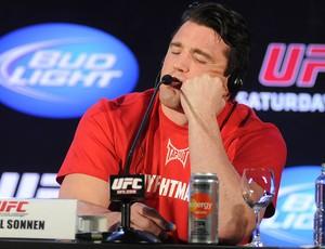 Coletiva, Anderson Silva x Sonnen, UFC (Foto: André Durão / Globoesporte.com)