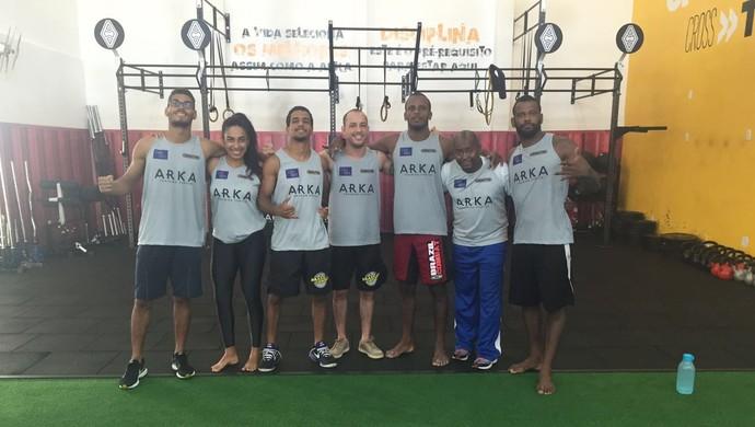 sergipanos vão disputar torneio de jiu-jitsu no Rio de Janeiro (Foto: Arquivo/Wancler Oliveira)