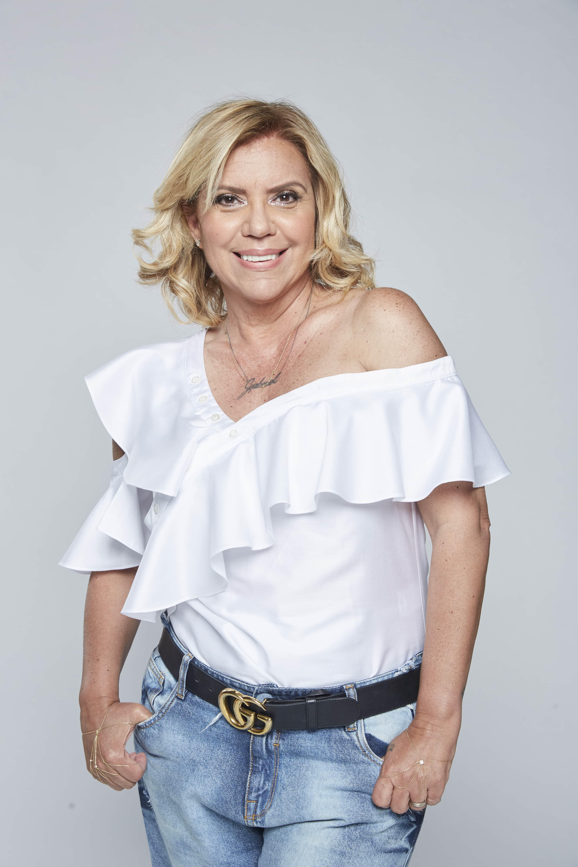 Astrid Fontenelle (Foto: Juliana Coutinho)