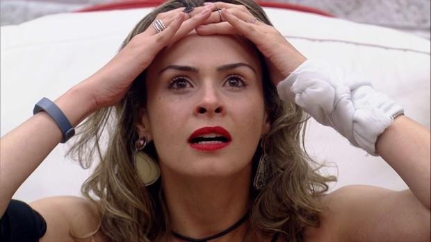 BBB 16: Ana Paula vence falso Paredão e se emociona (divulgação)