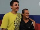 Filho reencontra pai após quase 20 anos sem contato, em Manaus
