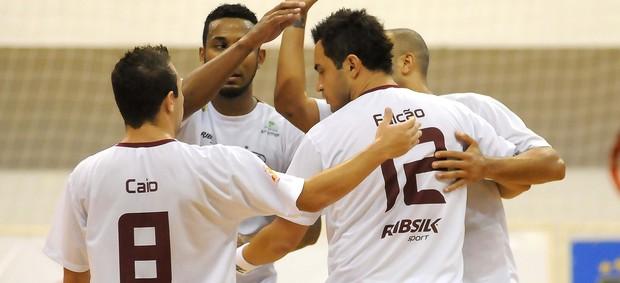 Concórdia Orlândia final Superliga de Futsal (Foto: Luciano Bergamaschi/CBFS)
