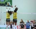Brasília recebe o Sesi-SP em amistosos de preparação para início da Superliga