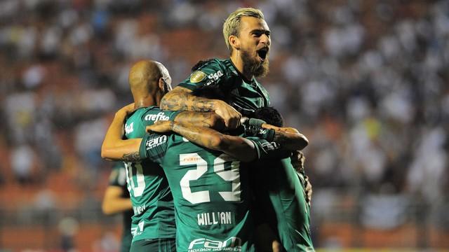 Santos x Palmeiras - Campeonato Paulista 2018-2018 - globoesporte.com 3f420b7afb41f
