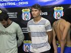 Irmãos suspeitos de matar pintor são presos e confessam crime em Manaus