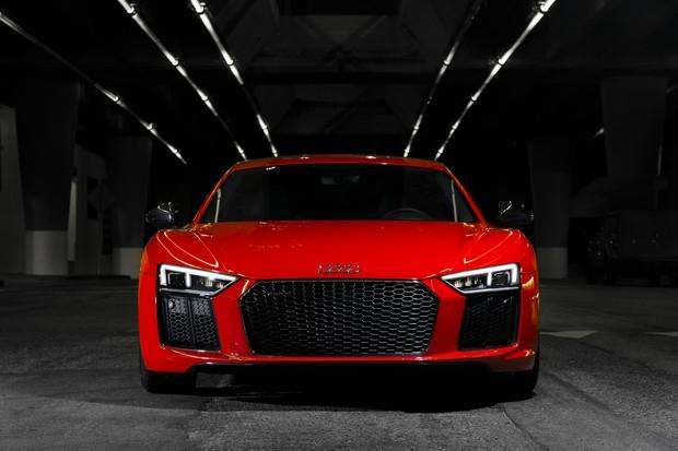 Audi R8 (Foto: Divulgação)