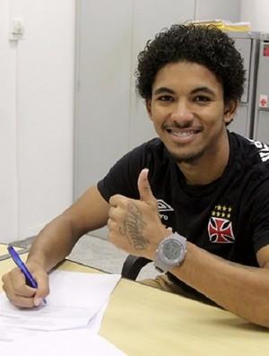 Douglas Vasco (Foto: Paulo Fernandes / Vasco)