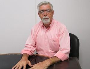 Antônio Peralta Vice-presidente do Vasco (Foto: Raphael Zarko)