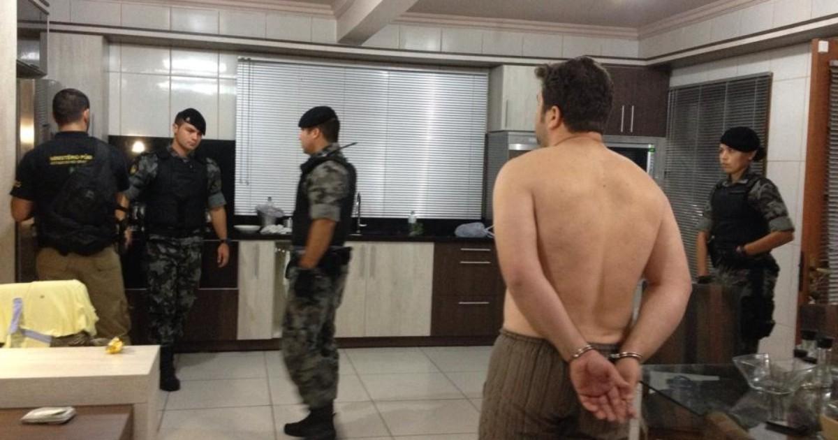 Operação desarticula quadrilha de roubos de veículos e extorsão ... - Globo.com