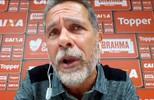 Presidente do Vitoria comenta confusão no Ba-Vi (reprodução/vídeo)