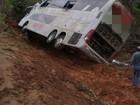 Jovem é atropelado por ônibus após colidir contra motocicleta na BR-364