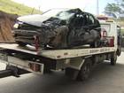 Homem fica gravemente ferido em acidente na rodovia SP-50 em S. José