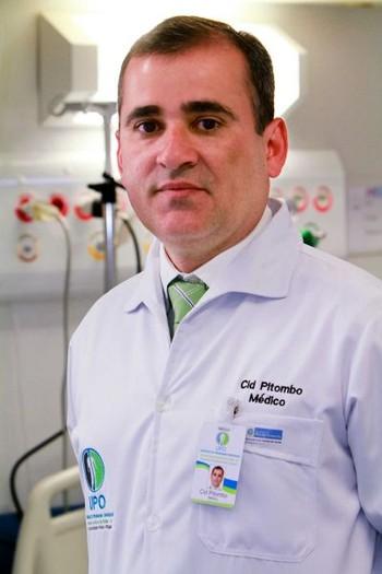 Foto (Foto: O médico Cid Pitombo (Crédito: Maurício Bazílio))