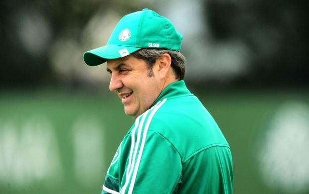 Gilson Kleina Palmeiras (Foto: Marcos Ribolli / globoesporte.com)