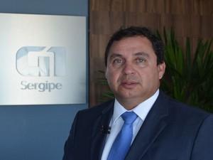 Secretário de justiça Antônio Hora  (Foto: Tássio Andrade/G1)