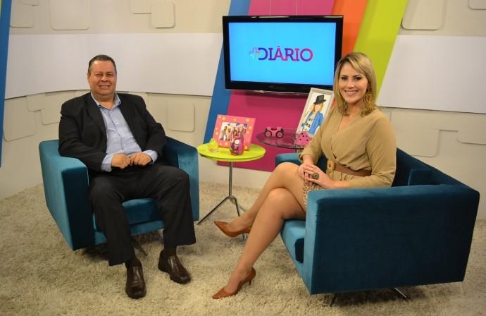 Psicólogo analisa personagem da nova novela A Regra do Jogo  (Foto: Reprodução / TV Diário)