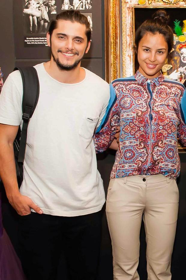 Bruno Gissoni e Yanna Lavigne  (Foto: Samuel Chaves/Brazil News)
