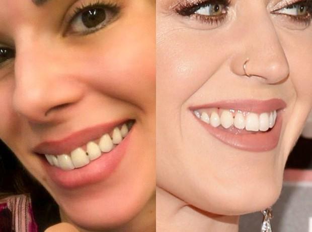 Ana Furtado e Katy Perry (Foto: Instagram / Reprodução)
