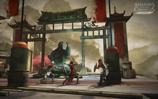'Assassin's Creed Chronicles: China' será o primeiro jogo da nova trilogia e se passa durante a dinastia Ming (Foto: Divulgação/Ubisoft)