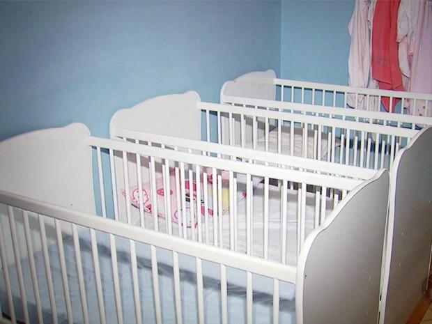 Bebê de seis meses é internado após ser achado desacordado em berçário (Foto: Reprodução EPTV)