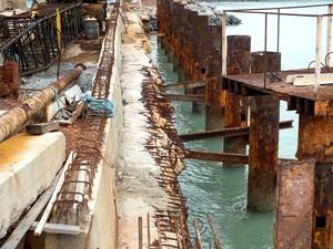 Pelo menos R$ 10 milhões foram gastos só para recuperar estruturas deterioradas (Foto: Kleber Nogueira)