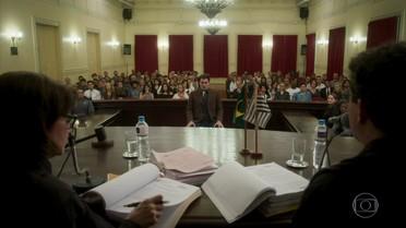 Ciro confirma crime a juiz