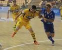 Jaraguá arranca empate com o Minas e se mantém na zona de classificação