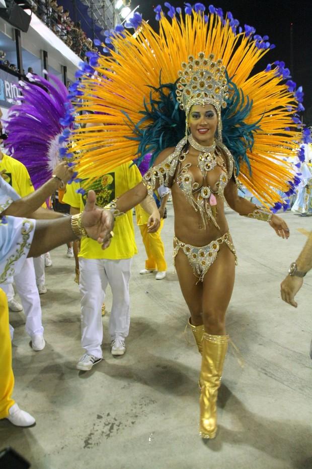 Mayra Cardi no Rio (Foto: Graça Paes/Foto Rio News)