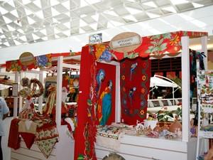 Projeto 'Muxirum Cultural', no Shopping Pantanal, em Cuiabá. (Foto: Assessoria)