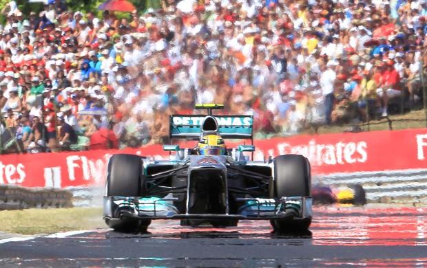 Hamilton GP Hungria (Foto: Reuters)