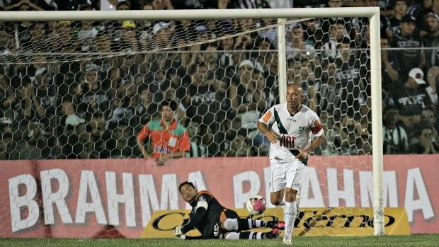 Ceará x América-mg, pela 1ª rodada da Série B (Foto: Natinho Rodrigues/Ag.Diário)