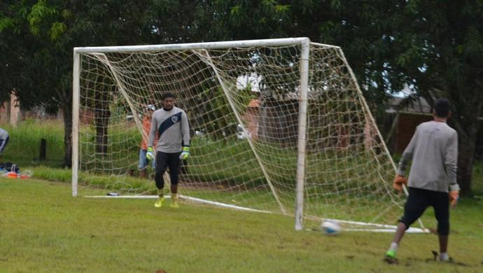 Juan Pedro volta ao Rondoniense  (Foto: Lívia Costa)