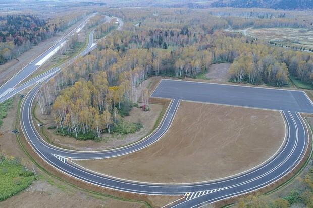 Subaru cria pista de testes para desenvolver carros semiautônomos (Foto: Divulgação)