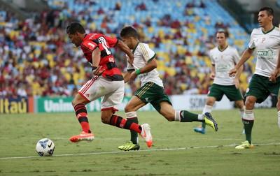 Flamengo x Palmeiras (Foto: André Durão / Globoesporte.com)