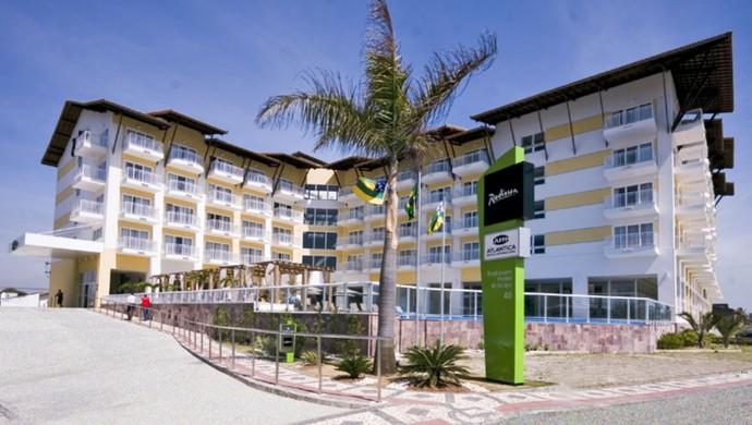 Hotel da Grécia em Aracaju (Foto: Divulgação)