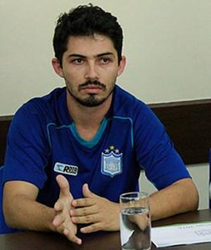 Helry Gonçalo, presidente do Ypiranga-PE (Foto: Divulgação / Ypiranga-PE)