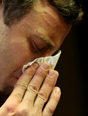 atletismo julgamento Oscar Pistorius (Foto: Agência Reuters)