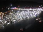 Mais de 51 mil veículos passaram pela freeway rumo ao litoral do RS