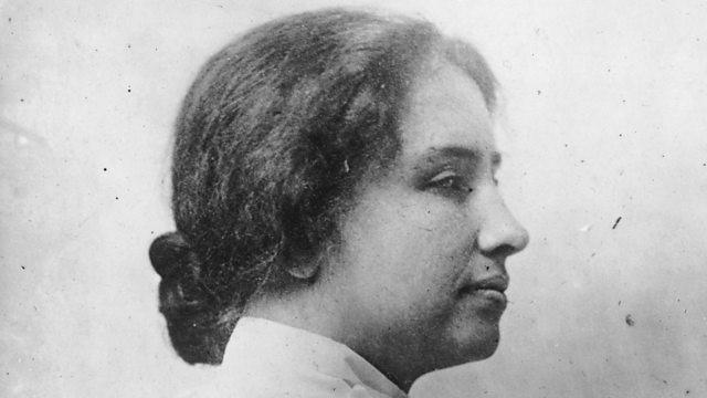 A Americana Helen Keller completaria 100 anos em 2015 (Foto: Divulgação/ BBC)