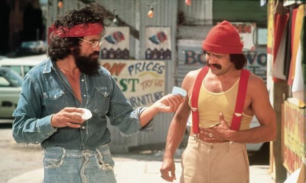 "Richard ""Cheech"" Marin e Tommy Chong (Foto: .)"