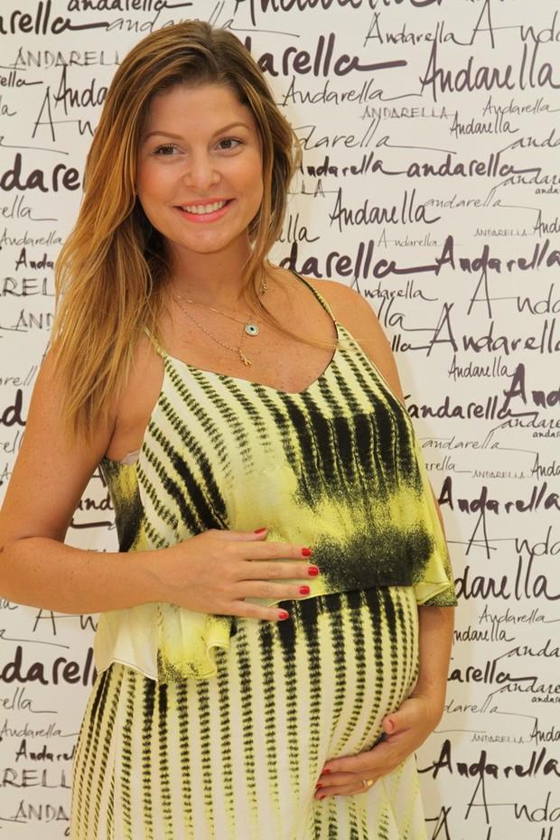 Bárbara Borges (Foto: Anderson Borde / AgNews)