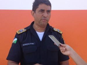 Segundoo Coronel Dagoberto Gonçalves, operação deve preparar o bairro para receber o policiamento comunitário (Foto: Divulgação/Polícia Militar)