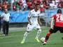 """Dagoberto critica 1º tempo do Vitória: """"Temos que acordar um pouco"""""""