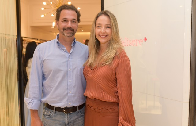 Benny e Carla Rosset (Foto: Rodrigo Zorzi)