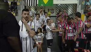 corinthians sao paulo futsal (Foto: Reprodução SporTV)