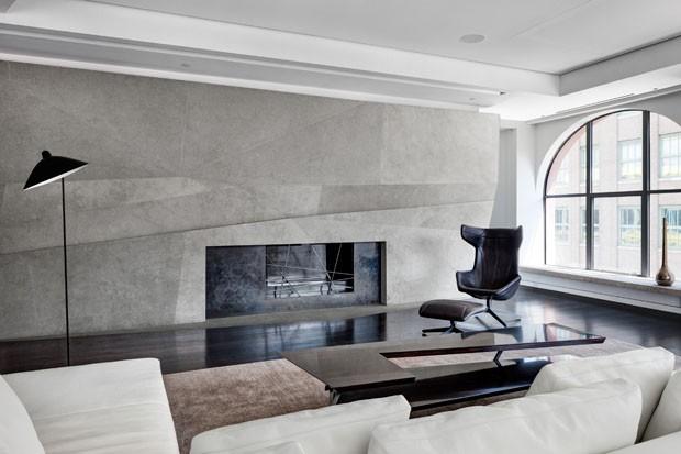 Apartamento Scott Bruckner (Foto: Bruce Buck / The New York Times)