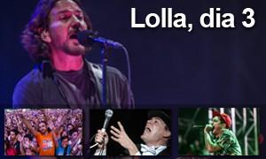 Pearl Jam fecha noite de balada a céu aberto, revelação e estripulias (G1)