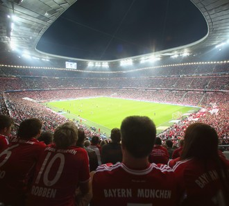 Allianz Arena, Bayern de Munique (Foto: Alexander Hassenstein / Getty Images)