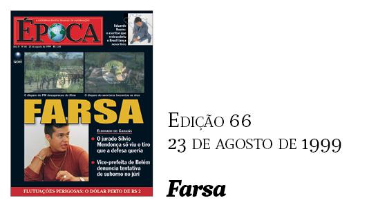 Capas Época - Carajás (Foto: Época)
