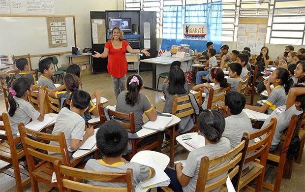 Galeria 8 - Amazonas - Igarité Escola Estadual Esperança Vila de Itapeaçu Uricurituba (Foto: Guanabaratejo)